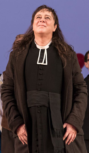 Furlanetto as Don Basilio at ROH Covent Garden