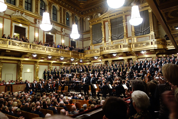 Ovations at the Musikverein, Ferruccio Furlanetto