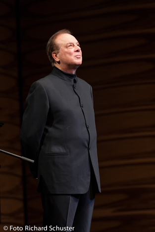 Ferruccio Furlanetto at the Friends of Wiener Staatsoper Gala